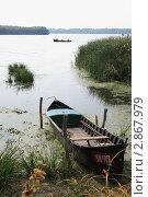 Дунай, пейзаж (2011 год). Редакционное фото, фотограф Дмитрий Неумоин / Фотобанк Лори