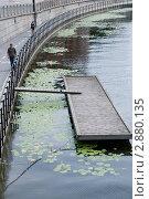 Купить «Стокгольм, набережная канала», фото № 2880135, снято 2 августа 2010 г. (c) Ирина Крамарская / Фотобанк Лори