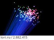 Купить «Сувенирная лампа с светящимися трубками на концах», фото № 2882415, снято 21 января 2010 г. (c) Losevsky Pavel / Фотобанк Лори