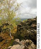 Уральские горы. Стоковое фото, фотограф Юрий Ческидов / Фотобанк Лори