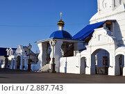 Купить «Одигитриевский кафедральный собор. Улан-Удэ», фото № 2887743, снято 25 июля 2011 г. (c) Кривошеева Светлана / Фотобанк Лори