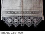 Купить «Русское полотенце», эксклюзивное фото № 2891979, снято 16 октября 2011 г. (c) Михаил Карташов / Фотобанк Лори