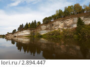 Скалистый берег (2011 год). Редакционное фото, фотограф Павел Спирин / Фотобанк Лори