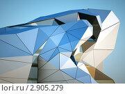 Купить «Архитектурная абстракция», иллюстрация № 2905279 (c) Юрий Бельмесов / Фотобанк Лори