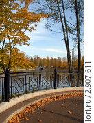 Осенний парк (2011 год). Стоковое фото, фотограф Svet / Фотобанк Лори
