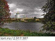 Осенний Псков (2011 год). Редакционное фото, фотограф Терещенко Марина / Фотобанк Лори