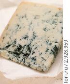 Купить «Сыр с голубой плесенью», фото № 2928959, снято 16 ноября 2006 г. (c) Monkey Business Images / Фотобанк Лори