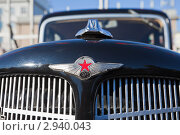 Купить «Ретроавтомобиль ГАЗ М-1 (Эмка)», фото № 2940043, снято 7 ноября 2011 г. (c) FotograFF / Фотобанк Лори