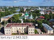 Купить «Город Вологда», фото № 2943323, снято 25 августа 2011 г. (c) Сергей Сучилкин / Фотобанк Лори