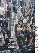Купить «Манхэттен. Нью-Йорк.», эксклюзивное фото № 2951779, снято 9 ноября 2011 г. (c) Валентина Качалова / Фотобанк Лори