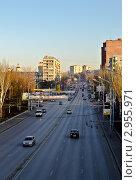 Ростов-на-Дону улица Стадионная (2011 год). Редакционное фото, фотограф Станислав Сменов / Фотобанк Лори