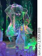 """Купить «Скульптура """"По щучьему веленью""""», фото № 2959899, снято 18 декабря 2010 г. (c) LightLada / Фотобанк Лори"""