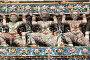 Статуи демонов охраняющих пагоду по периметру в храмовом комплексе Ват Арун, Бангкок, Таиланд, фото № 2963583, снято 20 декабря 2010 г. (c) Николай Винокуров / Фотобанк Лори