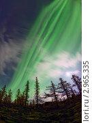 Купить «Ночи Севера», фото № 2965335, снято 18 сентября 2011 г. (c) Ахметсафин Руслан / Фотобанк Лори