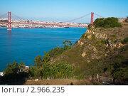 Португалия. Вид на Лиссабон (2011 год). Стоковое фото, фотограф Vasilii Olii / Фотобанк Лори