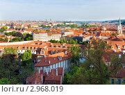 Купить «Прага (Чехия) летом», фото № 2968019, снято 29 мая 2011 г. (c) Юрий Брыкайло / Фотобанк Лори