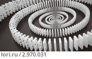 Купить «Эффект домино», иллюстрация № 2970031 (c) Андрей Соколов / Фотобанк Лори