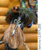 Лесовичок на ярмарке в г.Брянске. Стоковое фото, фотограф Андрей Грибачев / Фотобанк Лори