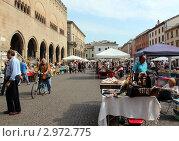 Уличный рынок (2011 год). Редакционное фото, фотограф Людмила Жукова / Фотобанк Лори