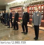 Купить «Новая форма полиции на манекенах», эксклюзивное фото № 2980159, снято 28 октября 2011 г. (c) Free Wind / Фотобанк Лори