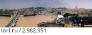Купить «Рим. Панорама.», фото № 2982951, снято 17 марта 2011 г. (c) Екатерина Шелыганова / Фотобанк Лори