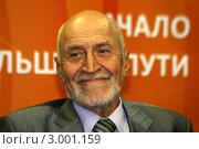 Николай Дроздов (2011 год). Редакционное фото, фотограф виктор антонов / Фотобанк Лори