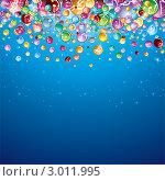 Купить «Музыкальный фон», иллюстрация № 3011995 (c) PILart / Фотобанк Лори