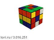 Кубик Рубика (2011 год). Редакционное фото, фотограф Чернецкая Снежана / Фотобанк Лори