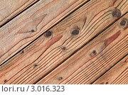 Купить «Фон из деревянных досок», фото № 3016323, снято 10 августа 2011 г. (c) FotograFF / Фотобанк Лори