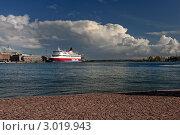 Паром Viking Line (2011 год). Редакционное фото, фотограф Терещенко Марина / Фотобанк Лори