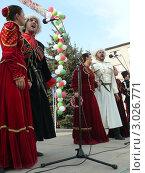 Концерт народного коллектива (2010 год). Редакционное фото, фотограф Татьяна Уваровская / Фотобанк Лори