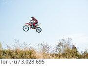 Мотокросс (2011 год). Редакционное фото, фотограф Павел Мрастев / Фотобанк Лори