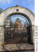 Купить «Бородино. Спасо-Бородинский женский монастырь», эксклюзивное фото № 3028939, снято 7 мая 2011 г. (c) ДеН / Фотобанк Лори