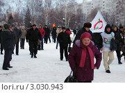 Митинг (2011 год). Редакционное фото, фотограф Зудин Виталий Владимирович / Фотобанк Лори