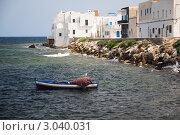 Тунис. Набережная города Махдия (2011 год). Редакционное фото, фотограф Александронец Олеся / Фотобанк Лори