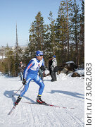 Купить «Чемпионат России по лыжным гонкам», фото № 3062083, снято 12 апреля 2009 г. (c) Кузнецов Дмитрий / Фотобанк Лори