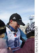 Купить «Чемпионат России по лыжным гонкам», фото № 3062087, снято 12 апреля 2009 г. (c) Кузнецов Дмитрий / Фотобанк Лори