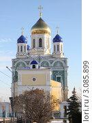 Вознесенский собор (2011 год). Стоковое фото, фотограф Ринат Гайсин / Фотобанк Лори