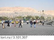 Купить «Дамаск, Сирия», фото № 3101307, снято 6 сентября 2009 г. (c) Анна Мегеря / Фотобанк Лори