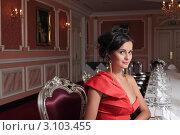 Купить «Вечер», фото № 3103455, снято 25 августа 2011 г. (c) Игорь Долгов / Фотобанк Лори