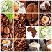 Коллаж на кофейную тему, зерна и напиток, фото № 3123175, снято 9 июля 2007 г. (c) Николай Охитин / Фотобанк Лори