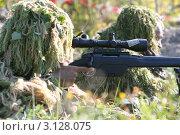 Два снайпера. Стоковое фото, фотограф семен плужник / Фотобанк Лори
