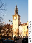 Купить «Водонапорная башня Старого города.Прага», фото № 3135595, снято 22 ноября 2011 г. (c) Алексей Ширманов / Фотобанк Лори