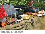 Военные предметы (2011 год). Редакционное фото, фотограф Дульнев Михаил / Фотобанк Лори