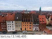 Купить «Нюрнберг. Бавария. Германия», фото № 3146495, снято 8 января 2012 г. (c) Екатерина Овсянникова / Фотобанк Лори