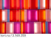 Абстрактный светящийся фон. Стоковое фото, фотограф Иван Демьянов / Фотобанк Лори