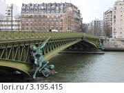 Купить «Франция. Париж», фото № 3195415, снято 19 января 2012 г. (c) natalya ryzhko / Фотобанк Лори