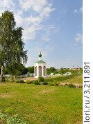 Часовня-костница Спасо-Преображенского монастыря. Муром (2010 год). Стоковое фото, фотограф Горская Анна / Фотобанк Лори