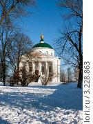 Купить «Ярославль. Церковь Похвалы Богоматери», фото № 3228863, снято 28 января 2012 г. (c) ElenArt / Фотобанк Лори