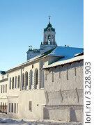 Купить «Ярославль, Спасо-Преображенский монастырь», фото № 3228903, снято 28 января 2012 г. (c) ElenArt / Фотобанк Лори